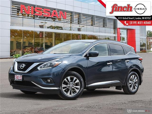 2018 Nissan Murano SV (Stk: 08072-A) in London - Image 1 of 27
