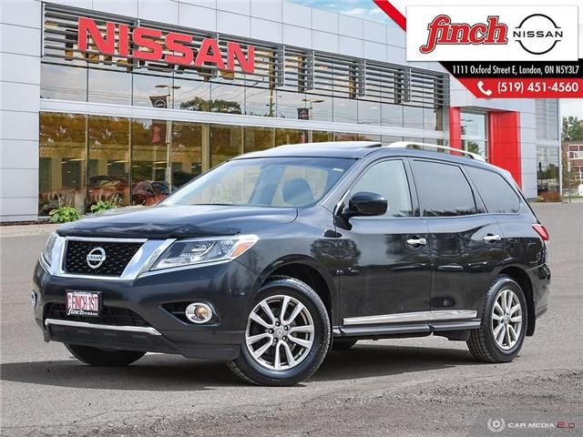 2015 Nissan Pathfinder  (Stk: 16044-A) in London - Image 1 of 27