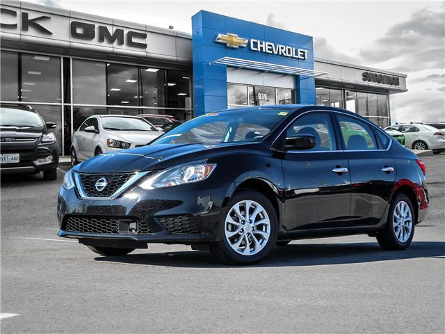 2019 Nissan Sentra 1.8 S (Stk: 21102A) in Ottawa - Image 1 of 28