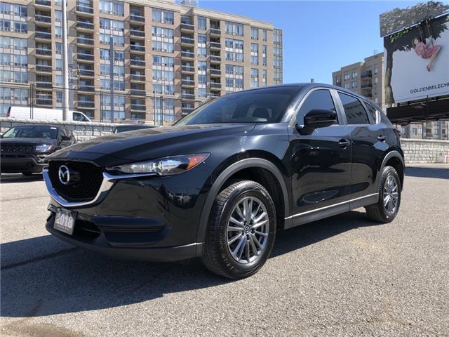 2018 Mazda CX-5 GS JM3KFBCM9J0315597 P5282 in North York
