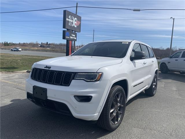 2021 Jeep Grand Cherokee Limited (Stk: 6970) in Sudbury - Image 1 of 20