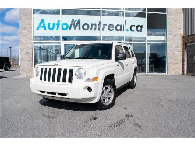 2010 Jeep Patriot Sport/North (Stk: BE018) in Vaudreuil-Dorion - Image 1 of 20