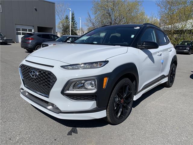 2021 Hyundai Kona 1.6T Urban Edition (Stk: S20319) in Ottawa - Image 1 of 20