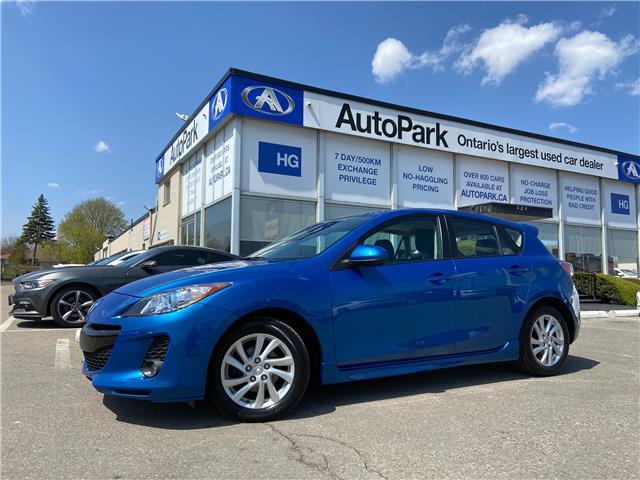 2012 Mazda Mazda3 Sport GS-SKY (Stk: 12-22181) in Brampton - Image 1 of 22