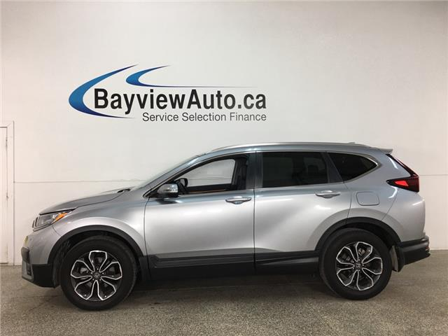 2020 Honda CR-V EX-L (Stk: 37823W) in Belleville - Image 1 of 26