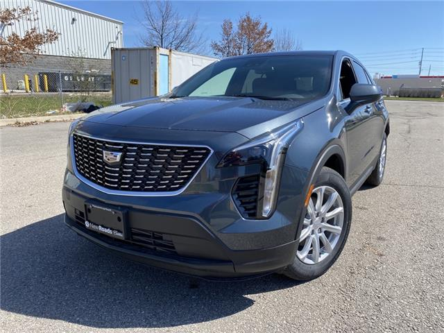 2021 Cadillac XT4 Luxury (Stk: F064401) in Newmarket - Image 1 of 22