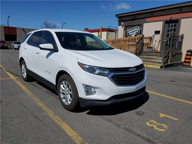 2018 Chevrolet Equinox LT (Stk: A21089) in Ottawa - Image 1 of 23
