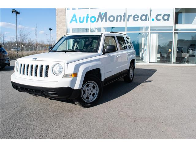 2011 Jeep Patriot Sport/North (Stk: BE020) in Vaudreuil-Dorion - Image 1 of 19