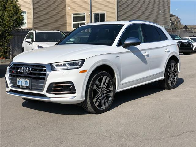 2018 Audi SQ5 3.0T Technik (Stk: 21042) in Rockland - Image 1 of 17