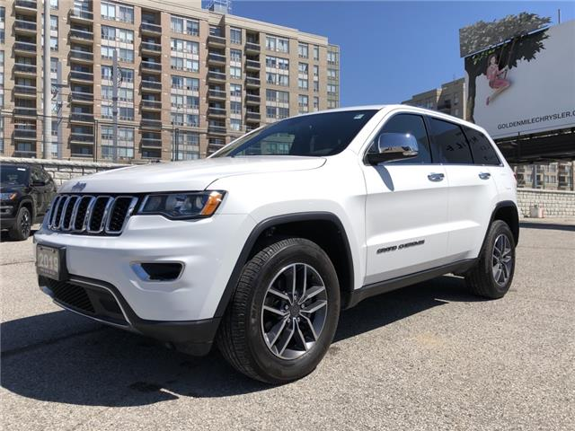 2019 Jeep Grand Cherokee Limited (Stk: P5329) in North York - Image 1 of 30