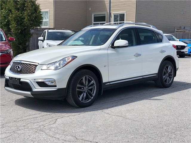 2016 Infiniti QX50 Base (Stk: 21163A) in Rockland - Image 1 of 18