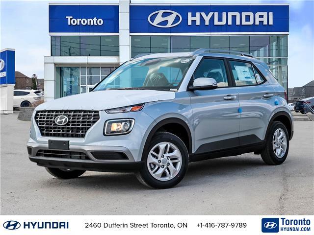 2021 Hyundai Venue Preferred (Stk: N23111) in Toronto - Image 1 of 30