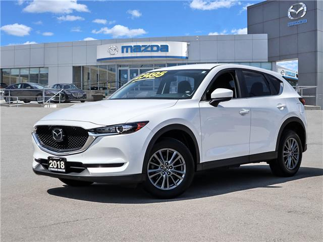 2018 Mazda CX-5 GX (Stk: HN3095A) in Hamilton - Image 1 of 27