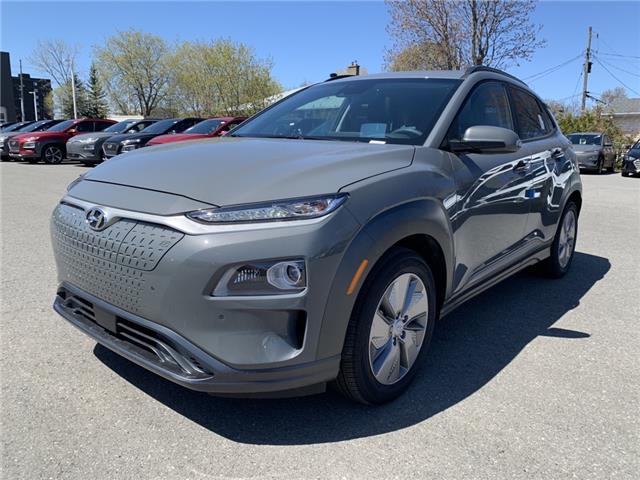 2021 Hyundai Kona EV Preferred (Stk: S20120) in Ottawa - Image 1 of 20