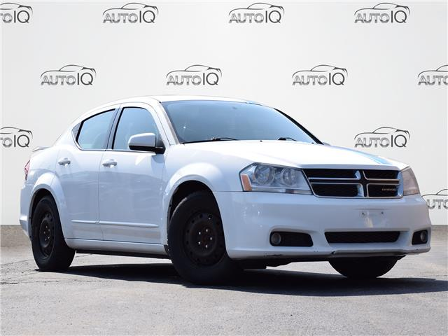 2013 Dodge Avenger SXT (Stk: EDC228B) in Waterloo - Image 1 of 14