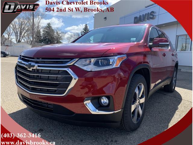 2021 Chevrolet Traverse LT True North (Stk: 226806) in Brooks - Image 1 of 23