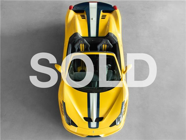 2015 Ferrari 458 Speciale Base (Stk: ) in Woodbridge - Image 1 of 50