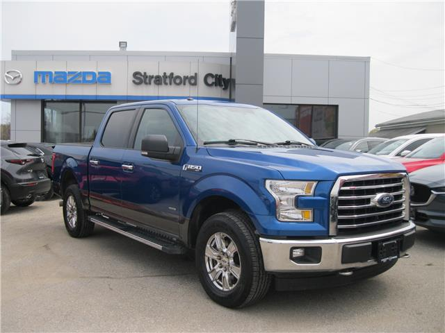 2017 Ford F-150 XLT (Stk: 21035A) in Stratford - Image 1 of 22