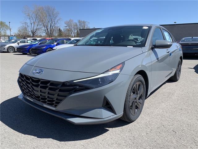 2021 Hyundai Elantra HEV Preferred (Stk: S20403) in Ottawa - Image 1 of 18