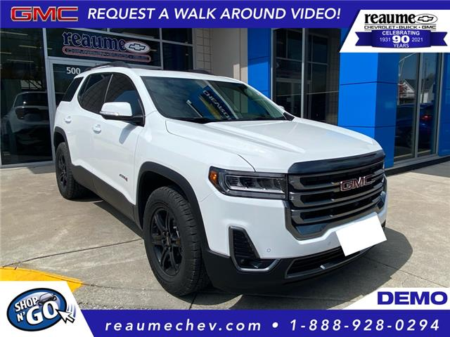 2021 GMC Acadia AT4 (Stk: 21-0377) in LaSalle - Image 1 of 6