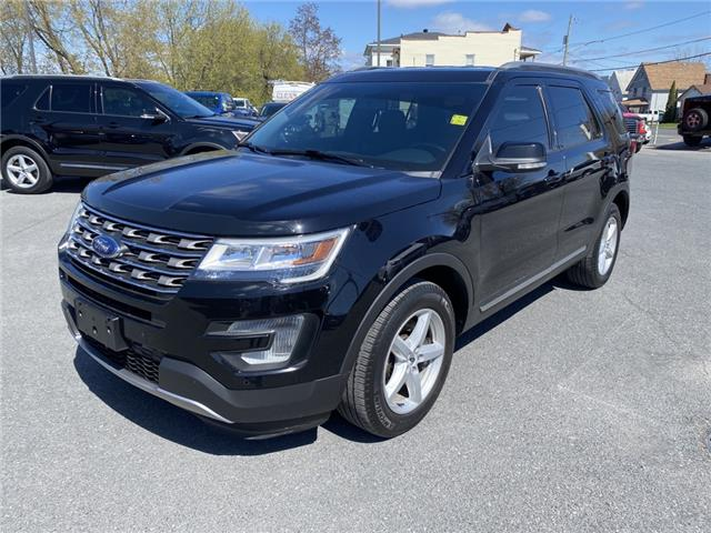 2017 Ford Explorer XLT (Stk: 21126A) in Cornwall - Image 1 of 16