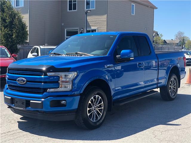 2019 Ford F-150 Lariat (Stk: 21191) in Rockland - Image 1 of 24