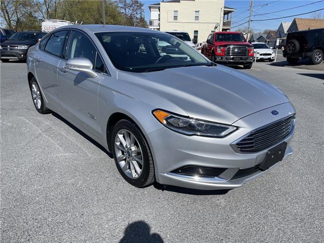 2018 Ford Fusion Energi SE Luxury (Stk: 21065A) in Cornwall - Image 1 of 28