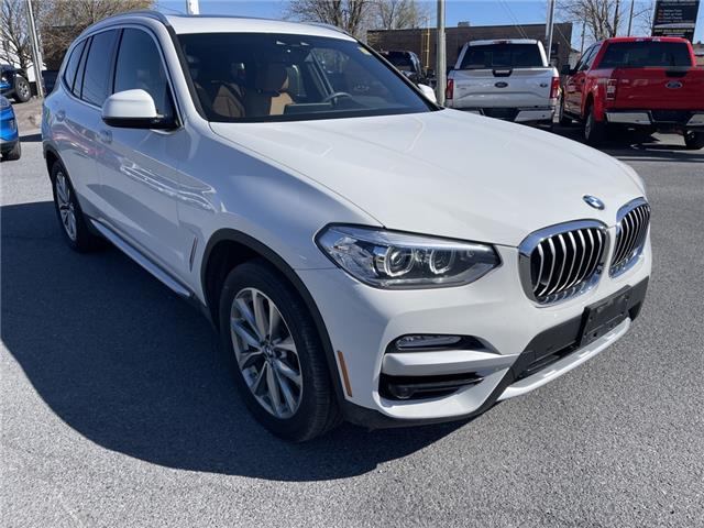 2019 BMW X3 xDrive30i (Stk: J1415A) in Cornwall - Image 1 of 30