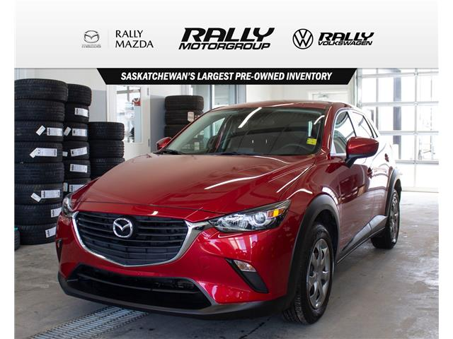 2018 Mazda CX-3 GX (Stk: V1546) in Prince Albert - Image 1 of 15