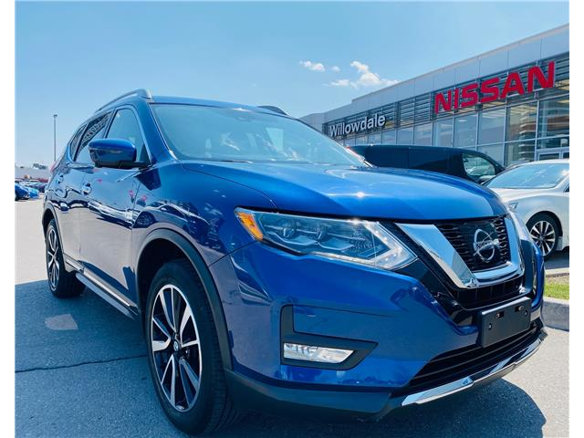 2017 Nissan Rogue SL Platinum (Stk: C35821) in Thornhill - Image 1 of 21