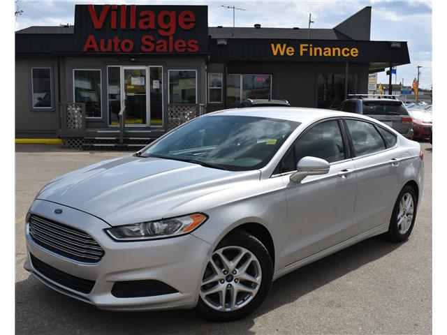 2014 Ford Fusion SE (Stk: P38297C) in Saskatoon - Image 1 of 17