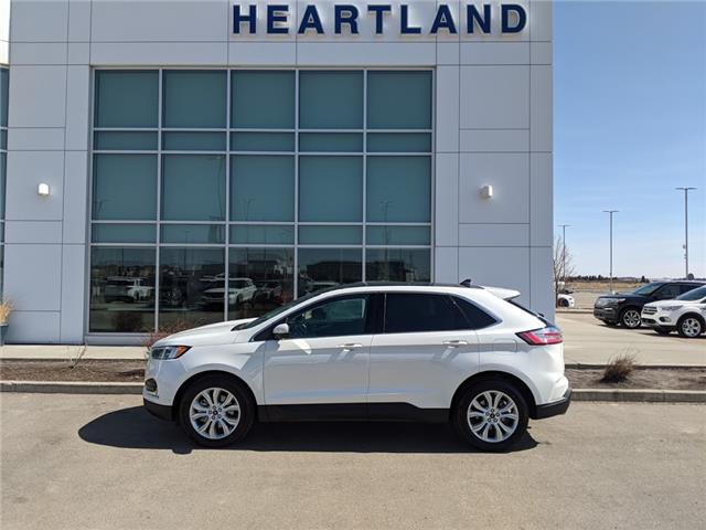2020 Ford Edge Titanium (Stk: R10885) in Fort Saskatchewan - Image 1 of 43