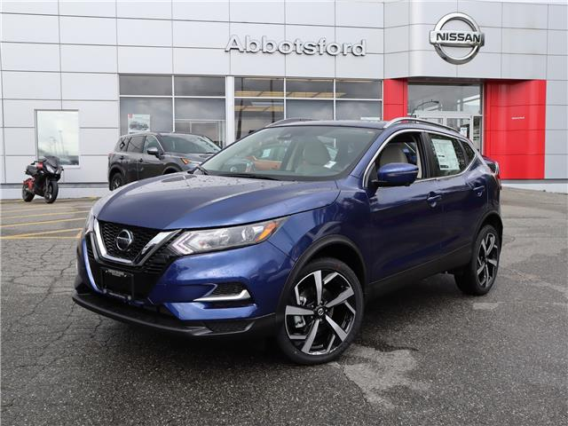 2021 Nissan Qashqai SV (Stk: A21127) in Abbotsford - Image 1 of 29