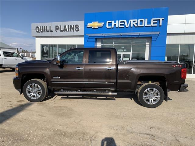 2018 Chevrolet Silverado 2500HD High Country (Stk: 21T088A) in Wadena - Image 1 of 14