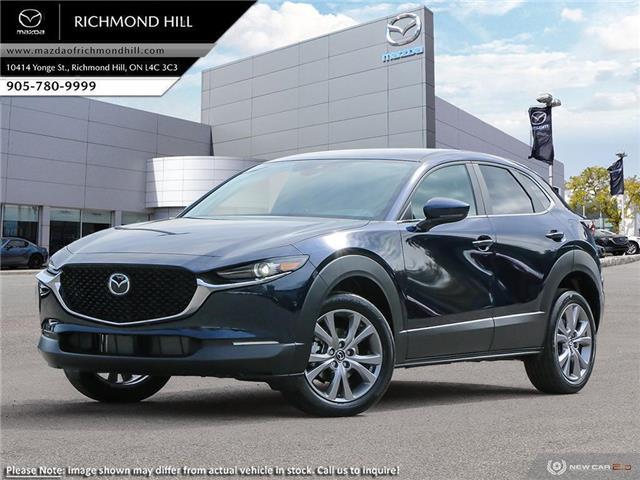 2021 Mazda CX-30 GS (Stk: 21-259) in Richmond Hill - Image 1 of 22