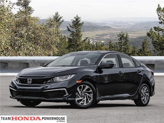 2021 Honda Civic EX (Stk: 21140) in Milton - Image 1 of 19