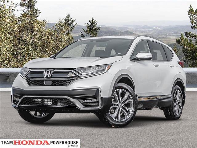 2021 Honda CR-V Touring (Stk: 21045) in Milton - Image 1 of 23