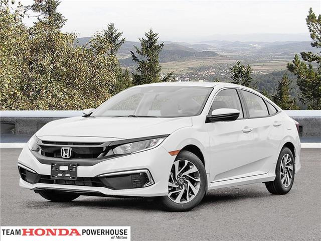 2021 Honda Civic EX (Stk: 21233) in Milton - Image 1 of 23