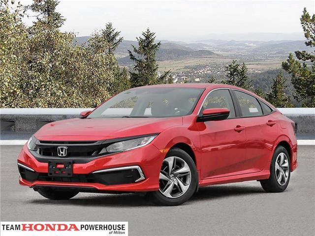 2021 Honda Civic LX (Stk: 21058) in Milton - Image 1 of 23