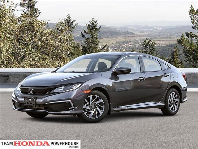 2021 Honda Civic EX (Stk: 21218) in Milton - Image 1 of 24