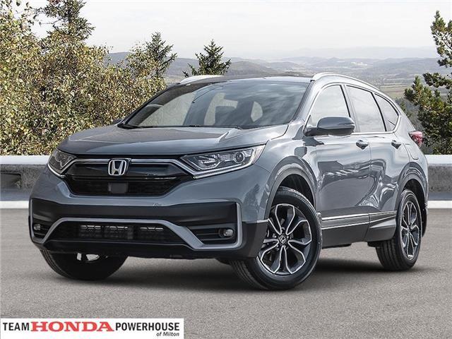 2021 Honda CR-V EX-L (Stk: 21231) in Milton - Image 1 of 22