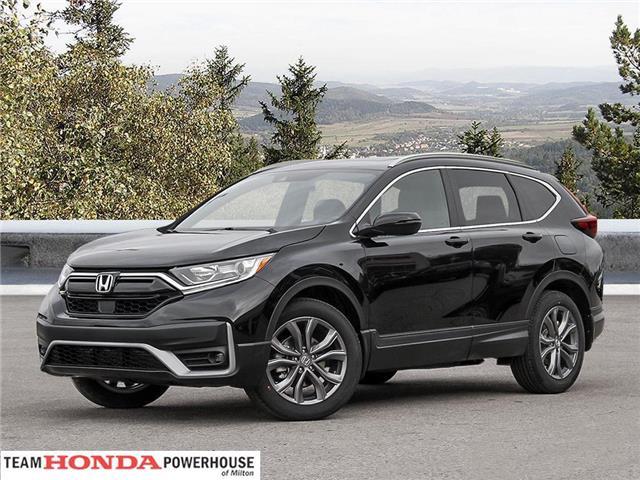2021 Honda CR-V Sport (Stk: 21314) in Milton - Image 1 of 23