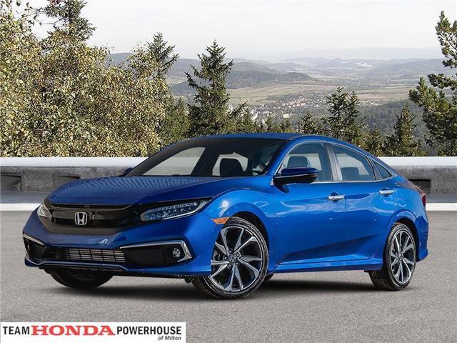 2021 Honda Civic Touring (Stk: 21332) in Milton - Image 1 of 24