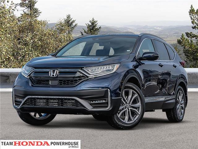 2021 Honda CR-V Touring (Stk: 21342) in Milton - Image 1 of 23