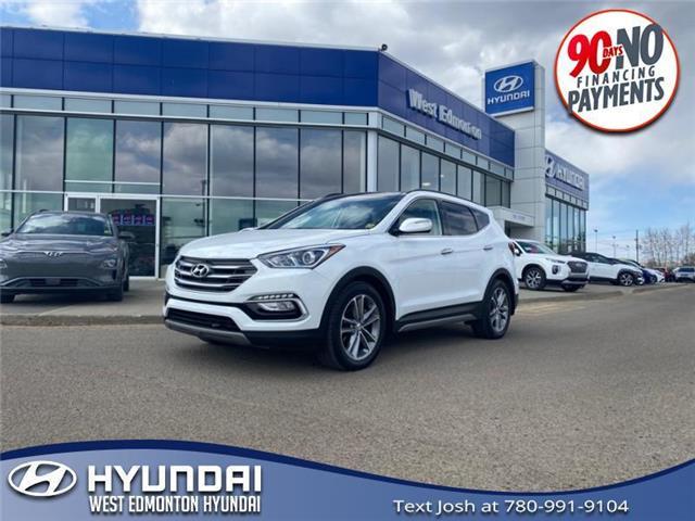 2018 Hyundai Santa Fe Sport  (Stk: 5366A) in Edmonton - Image 1 of 25