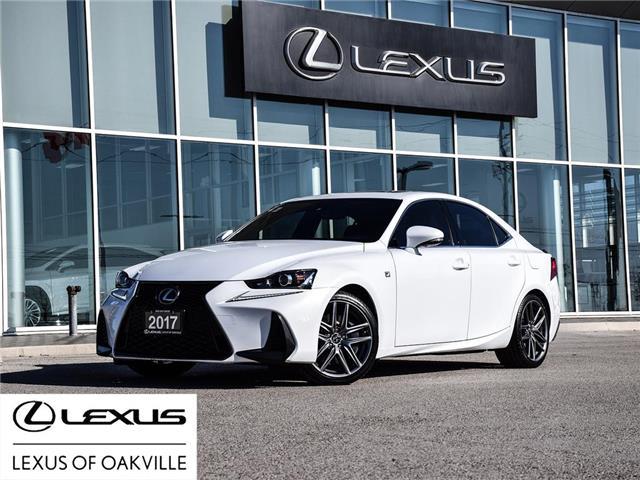 2017 Lexus IS 300 Base (Stk: UC8157) in Oakville - Image 1 of 23