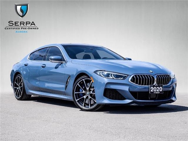 2020 BMW M850i xDrive Gran Coupe (Stk: CP047) in Aurora - Image 1 of 28