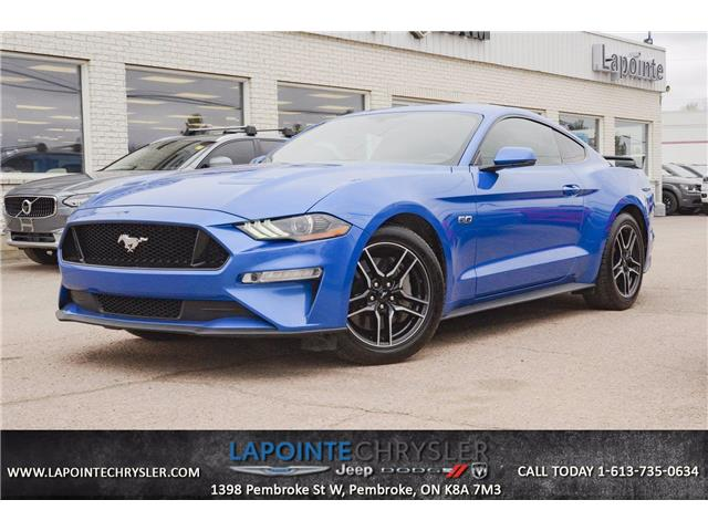 2019 Ford Mustang  (Stk: P3669) in Pembroke - Image 1 of 26