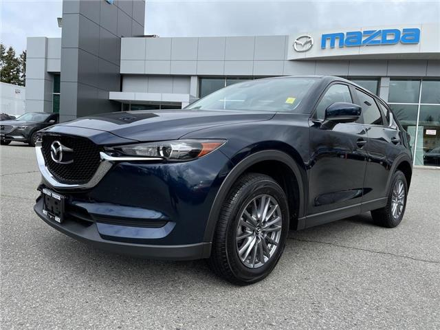 2017 Mazda CX-5 GS (Stk: 508252J) in Surrey - Image 1 of 15