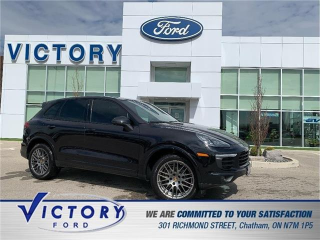 2018 Porsche Cayenne  (Stk: V88032) in Chatham - Image 1 of 30